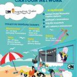 Studio Wyobraźni Cartoon Network zaprasza do wspólnej zabawy nad morzem