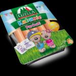 Nowe opakowanie, ten sam pyszny smak – parówki dla dzieci Kubusie Gzella