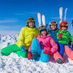 Zdrowe i aktywne ferie z dziećmi