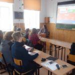 Wizyta Polskiej Macierzy Szkolnej w białostockiej szkole