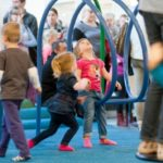 Port Łódź pełen zabaw dla dzieci
