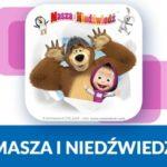 Masza i niedźwiedź po raz pierwszy w Polsce