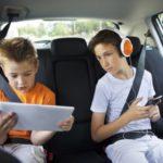 Dziecko w podróży – 5 sposobów na przetrwanie długiej jazdy samochodem