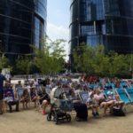 """Kino dla dzieci na placu Europejskim: """"Ostatni smok świata"""""""
