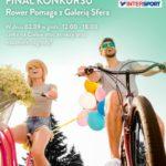 Wielki finał akcji Rower Pomaga z Galerią SFERA