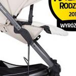 Wózek X-lander X-Cite wyróżniony przez rodziców!