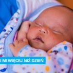 3 tysiące dzieci, które dzisiaj przyszły na świat umrze przed upływem 24 godzin