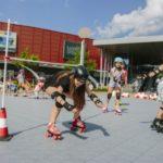 Relaks, wrotki i zabawy dla dzieci – Port Łódź zaprasza na Patio