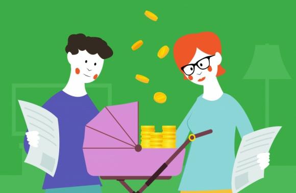 """Dziecko kosztuje tyle co mieszkanie w dużym mieście LIFESTYLE, Dziecko - Najnowszy raport platformy MAM """"Ile kosztuje dziecko w Polsce?"""" prezentuje koszty związane z posiadaniem potomstwa"""