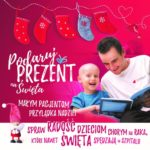 Podaruj prezent! Pomóż sprawić radość na święta dzieciom chorym na nowotwory
