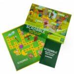 SCRABBLE PRACTICE&PLAY angielski przez zabawę