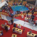Pół miliona klocków LEGO, czyli zabawa na całego w Porcie Łódź!