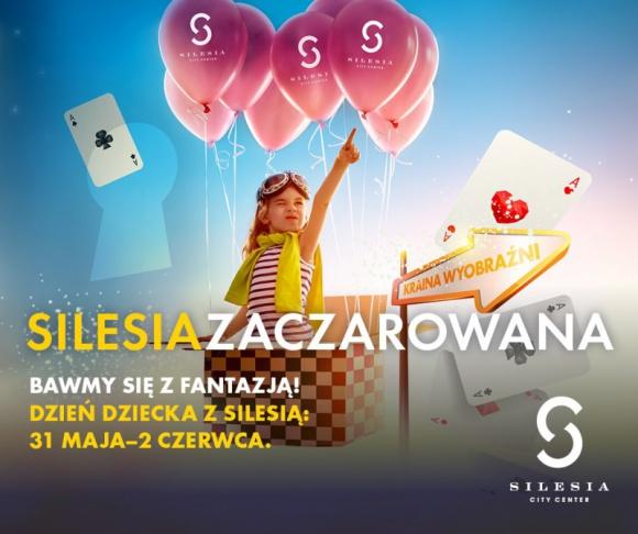 Zaczarowany Dzień Dziecka w Silesia City Center LIFESTYLE, Dziecko - Zbliża się radosne święto wszystkich dzieci, które w Silesia City Center potrwa aż trzy dni.
