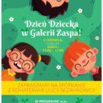 Galeria Zaspa na Dzień Dziecka przemieni się w Ulicę Sezamkową