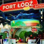 Zagraj w mega planszówki w Port Łódź Junior