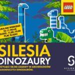 Prehistoryczna kraina klocków LEGO® w Silesia City Center