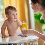 6 zasad komponowania prawidłowej diety rocznego dziecka