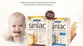 Zmiany, zmiany - Nestlé Sinlac w nowej odsłonie LIFESTYLE, Dziecko - Nestlé Sinlac to bezglutenowy produkt zbożowy, który pomaga urozmaicać dietę eliminacyjną dzieci. Teraz produkt dostępny jest w nowej odsłonie, a dodatkowo pojawiła się także jego nowa wersja - Nestlé Sinlac bez dodatku cukru*.