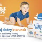 LITTLE STEPS® 2. Nowe mleko następne dla zdrowego rozwoju dziecka