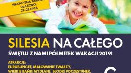 """""""Wakacje na całego"""" w Silesia Summer Park LIFESTYLE, Dziecko - Weekend pełen atrakcji czeka najmłodszych już 27 i 28 lipca w letniej strefie Silesia Summer Park."""