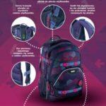 3 porady, jak uniknąć zniszczenia plecaka i…. kręgosłupa Twojego dziecka