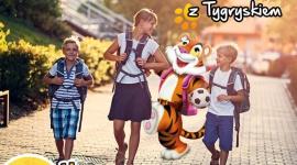 Powrót do szkoły z Tygryskiem! LIFESTYLE, Dziecko - Warto zadbać o to, by uczniowie w ferworze zajęć nie zapominali o posiłkach. Właśnie z okazji powrotu do szkoły i z myślą o dzieciach, marka Tygryski przygotowała promocję w sklepach, w której można będzie zdobyć praktyczny lunchbox.