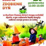 Dyniowe szaleństwo – warsztaty dla dzieci w Auchan CH Osowa