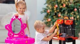 Pomysły od Netto na prezenty dla najmłodszych LIFESTYLE, Dziecko - Święta coraz bliżej. Warto już dziś pomyśleć o prezentach dla najmłodszych. Netto wychodzi z propozycją kreatywnych zabawek dla naszych pociech.