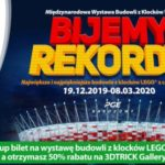 Największa budowla Notre Dame z LEGO powstanie na PGE Narodowym w Warszawie