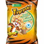 Tygryski z… kaszą jaglaną chrupią bardziej!