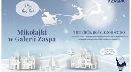 Mikołajki w Galerii Zaspa LIFESTYLE, Dziecko - Coraz bliżej Święta! Niezwykłą atmosferę zbliżającej się Gwiazdki poczuć można w Galerii Zaspa, która zaprasza do wspólnego odliczania dni do Bożego Narodzenia.
