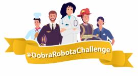 """#DobraRobotaChallenge, czyli kim chcę być, gdy dorosnę LIFESTYLE, Dziecko - By przybliżyć najmłodszym charakter pracy w różnych zawodach, z inicjatywy Fundacji """"Wawel z Rodziną"""" powstał #DobraRobotaChallenge. W wyzwaniu tym, dorośli przybliżają dzieciom specyfikę swojej pracy w krótkich materiałach wideo."""