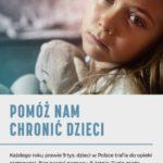 Każdego roku prawie 9 tys. dzieci w Polsce trafia do opieki zastępczej