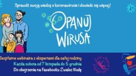 Dowiedz się więcej i opanuj wirusa! LIFESTYLE, Dziecko - Według badań CBOS z sierpnia tego roku 60% badanych Polek i Polaków boi się zakażenia koronawirusem. Jaka jest jednak nasza wiedza na temat SARS-CoV-2? Czy Polacy i Polki wiedzą dokładnie, z czym mają do czynienia? I co na temat koronawirusa wiedzą dzieci?