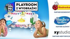 Się gra, się ma. Playroom z wyobraźni LIFESTYLE, Dziecko - To już III edycja akcji Się gra, się ma! której twórcą jest agencja Advalue. SIĘ GRA SIĘ MA PLAYROOM Z WYOBRAŹNI to hasło tegorocznej edycji konkursu, który organizowany jest przez Hasbro Gaming wraz z siecią sklepów Biedronka.